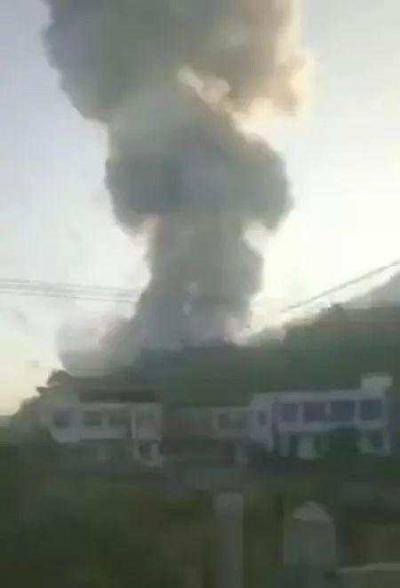 湖南浏阳烟花厂爆炸事件3名干部被先期免职