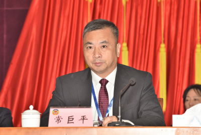 常巨平当选农工党深圳市委会主委