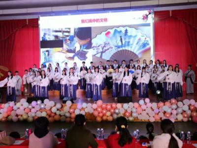 唱響青春之歌!龍崗職校體藝節嗨翻校園