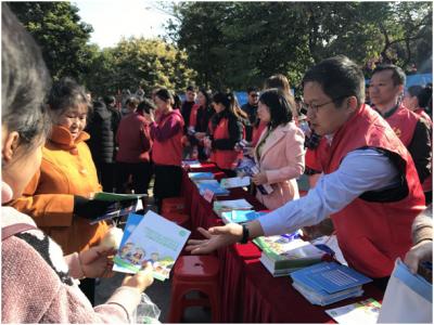 福海举行2019年全国统计法治宣传日活动