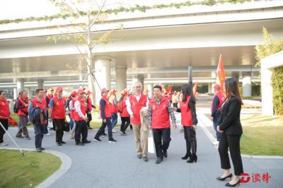 河湖碧道如何守護?東江流域六地市志愿者赴深圳開展護河志愿服務交流活動
