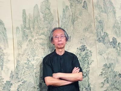 專訪 藝術家周凱:思逐風云 皈依傳統