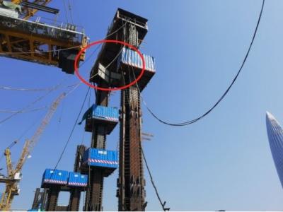 一天內深圳2名工人墜亡!系了安全帶為何還從高處墜落?