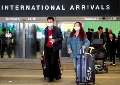 白宮稱不會在病毒暴發期間暫停所有中美航班