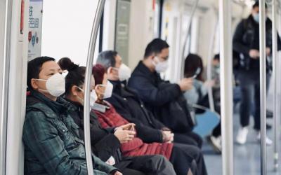 凡坐深圳地鐵、公交和出租車,須戴口罩!