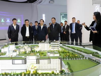 市发展改革委助力深汕合作区以高质量规划引领高质量发展