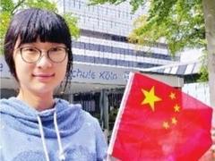拍下海外中国人对祖国的爱