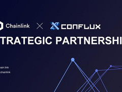 Conflux与去中心化预言机网络Chainlink达成合作