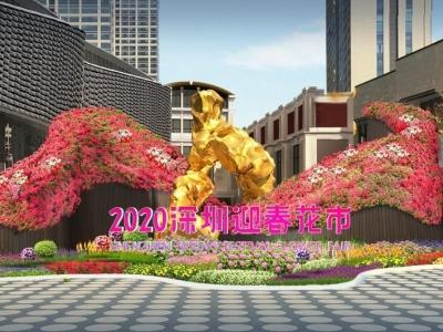 """今年深圳迎春花市1月18日開幕!提前劇透三大""""花市+特色"""""""