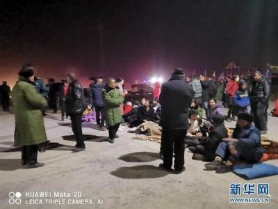 新疆喀什地震已致1人重伤、多人轻伤