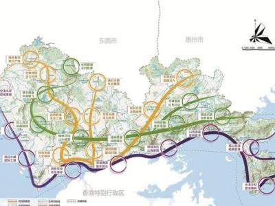 治水|深圳碧道建設總體規劃1月16日起公示