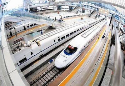 深圳北站进出香港的跨境列车暂停运营