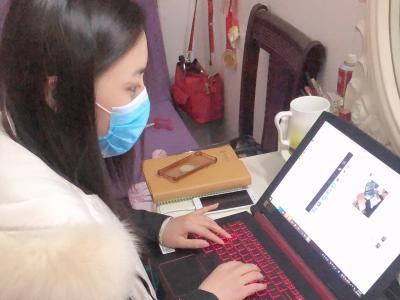 """远程办公,深圳跨越速运保障抗疫复产""""生命线"""""""