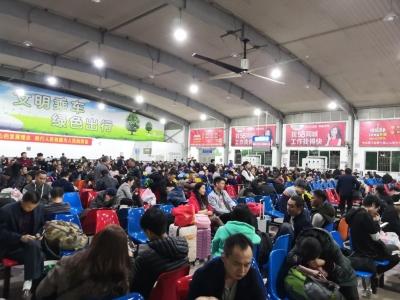 深圳2020年春运客流大幅下降