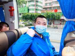 驰援日记③∣清远医疗队护士何圳:老婆知道我没有给她报名十分生气