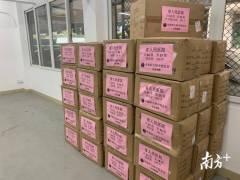 这所牛校校友全球找货,把4万套隔离衣送到广州医院