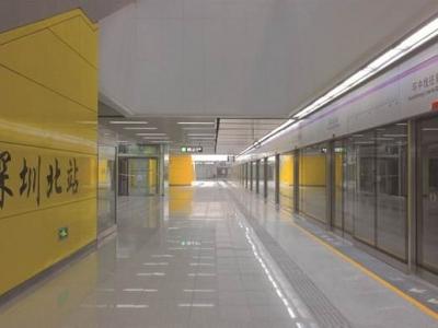 深圳地鐵全面布設紅外熱成像體溫測試系統