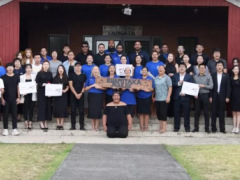 新西兰华侨华人与毛利人青年携手声援中国抗疫