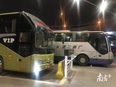 广州南汽车站这些换乘线路仍在运营