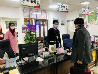 """嘉北社區:""""疫""""線""""雙聯動"""",有序引導企業復工"""