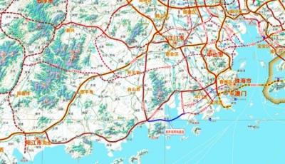 (重稿)黄茅海跨海通道项目获实质性推进,预计上半年开工