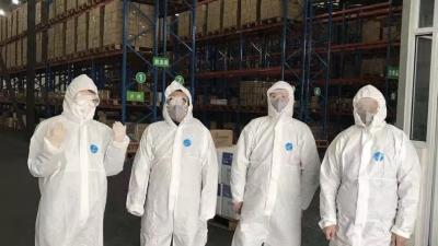 深圳医药企业快速响应疫情 保障防护物资及药品供应