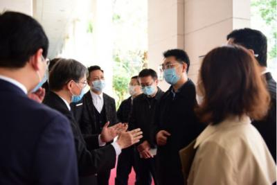 深圳市商務局:全力保供急民所需  馳援企業紓困解難