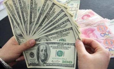 """美元指数大涨,在岸、离岸人民币对美元汇率再次""""破7"""""""