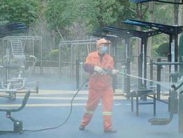 龍崗疫情期間干凈整潔,背后是日均8000多名環衛人的辛勞