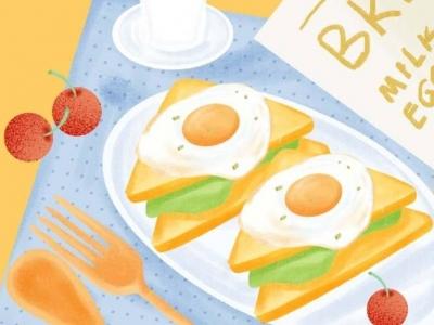 長圖 | 多吃雞蛋 少進醫院
