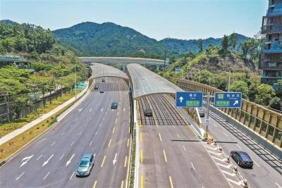 以先行示范标准推进交通基础设施项目建设,为市民群众营造更加安全便捷高效出行环境