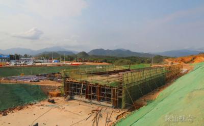 打造樣板工程 深汕合作區科教大道建設有望提前完工