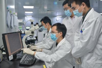 长缨在手缚苍龙  深圳亚辉龙开发新冠病毒试剂迎战世界疫情