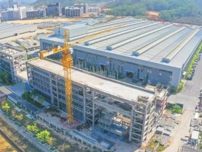 中建科技深汕公司實現復工復產率雙百分百