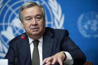 为减少感染风险,联合国暂停维和人员轮换及部署直至6月底