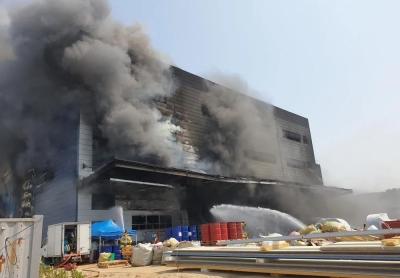韓國一施工現場發生火災,38人遇難!有中國公民!