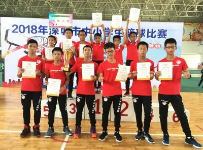 馬田小學被評為全國青少年校園籃球特色學校