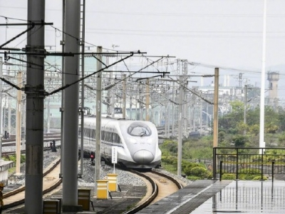 繼續領跑世界!2020年底我國高鐵將達3.9萬公里