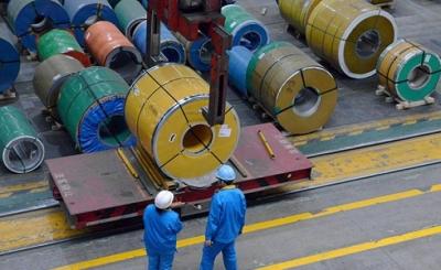 中国5月制造业PMI为50.6,较上月降0.2个百分点