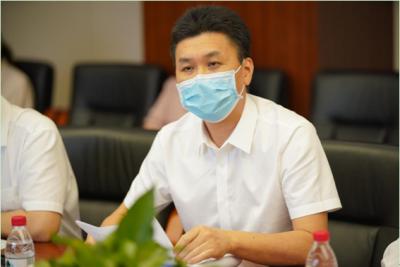 深北莫校长来啦!北京理工大学党委常委、副校长李和章教授就任