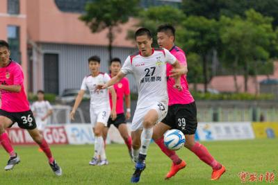 深圳壆崗足球俱樂部入圍新賽季中乙聯賽