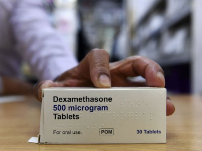英研究稱,類固醇藥物地塞米松或對輕癥患者有風險