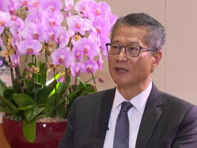 建言大湾区|陈茂波:大湾区的发展令香港国际金融中心地位愈发炫目