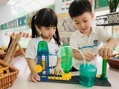 @南山家长,福田这所维多利亚幼儿园要搬到南山啦!今秋开园
