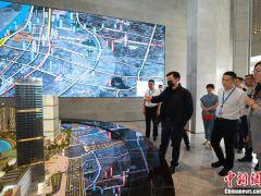 苏宁助力打造高质量科创产业园 张近东深入一线抓项目建设