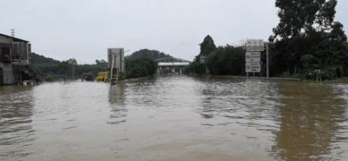 883.9毫米!龙门录得全国最大雨量  惠州精准调度积极救灾,无人员伤亡