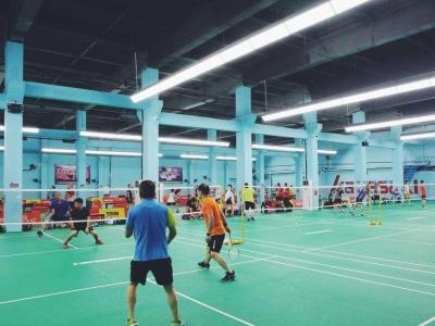 探索体育产业发展新尝试 传奇羽毛球馆打造爱好者中心地标