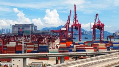 上半年广东外贸进出口逐步回稳