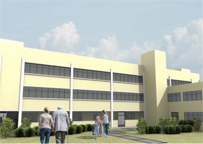 预计2020年底完工!南澳人民医院医养结合中心开建