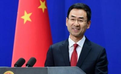 耿爽履職中國常駐聯合國副代表